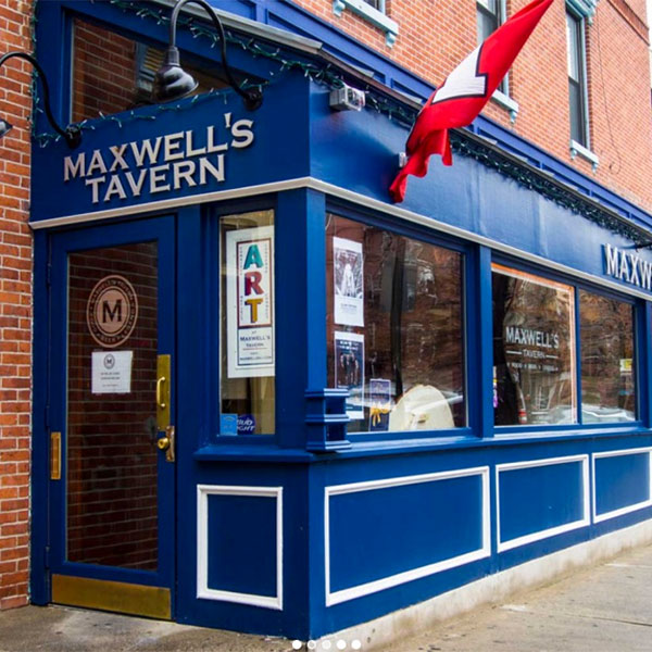 Record Release Party at Maxwell's